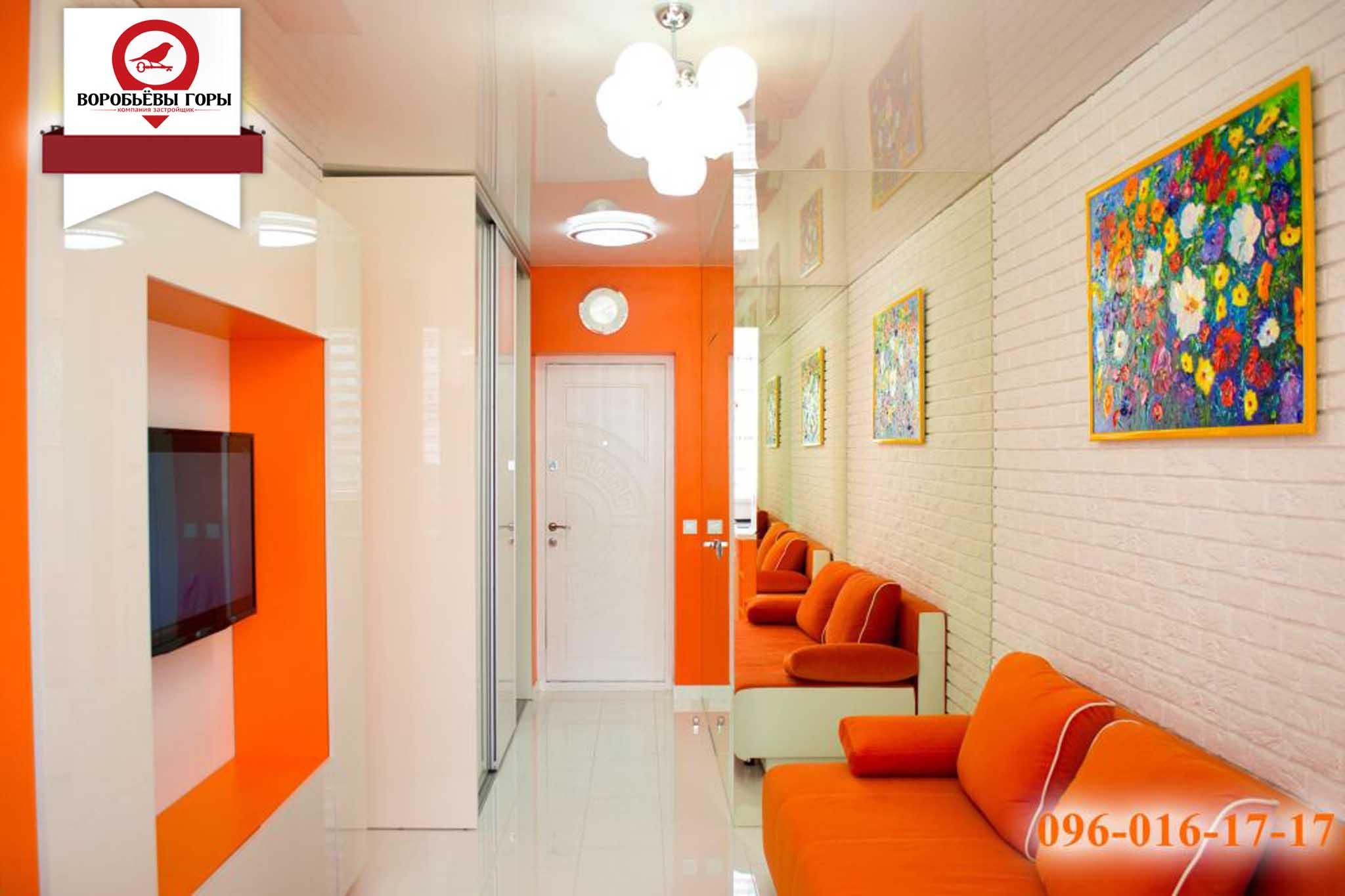 Смарт-квартира в рассрочку — выгодное предложение от застройщика «Воробьевы горы»