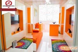 Дизайн квартиры-студии 18 м2 — советы по оформлению