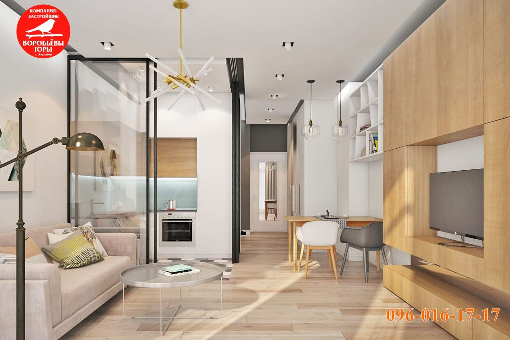 Что такое квартира-студия и её преимущества