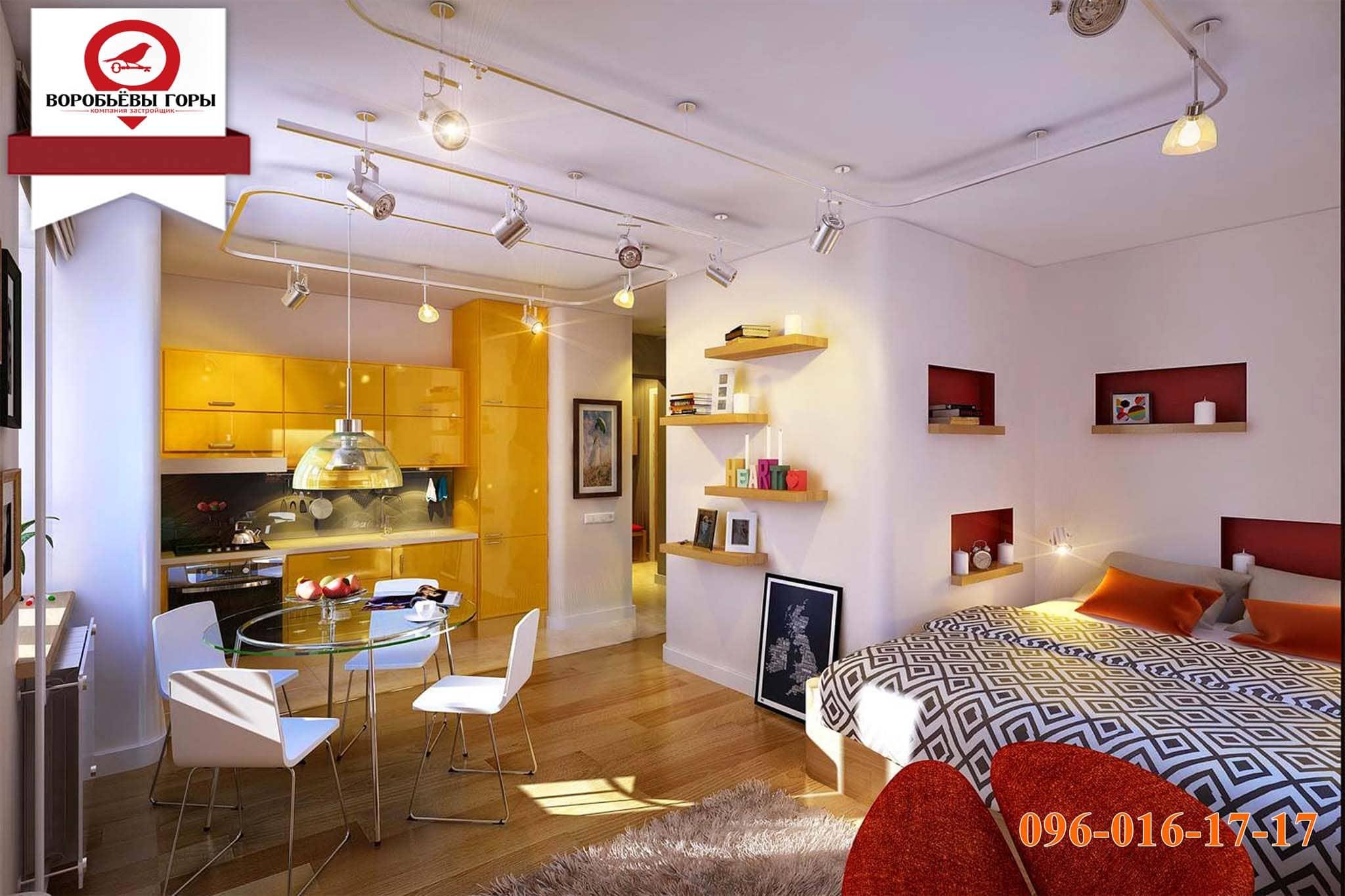 Как выбрать мебель для гостинок