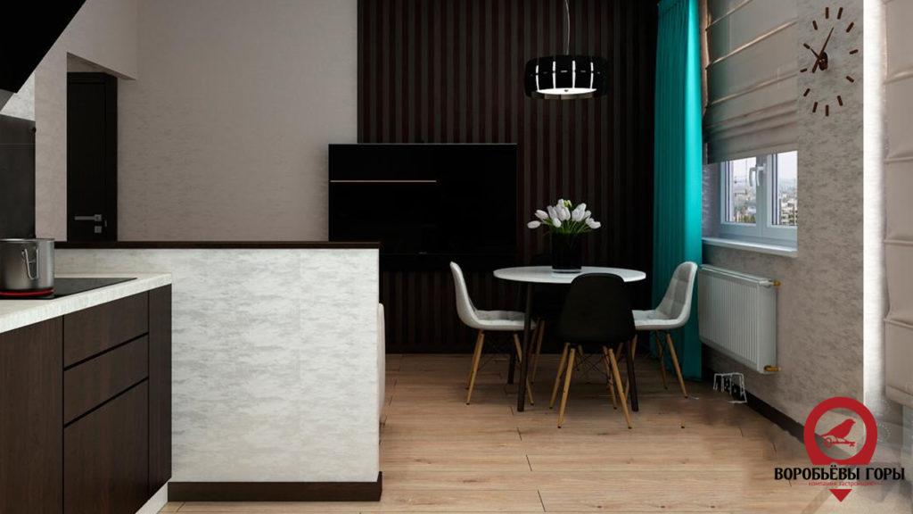 Дизайн трехкомнатной квартиры: актуальные тенденции