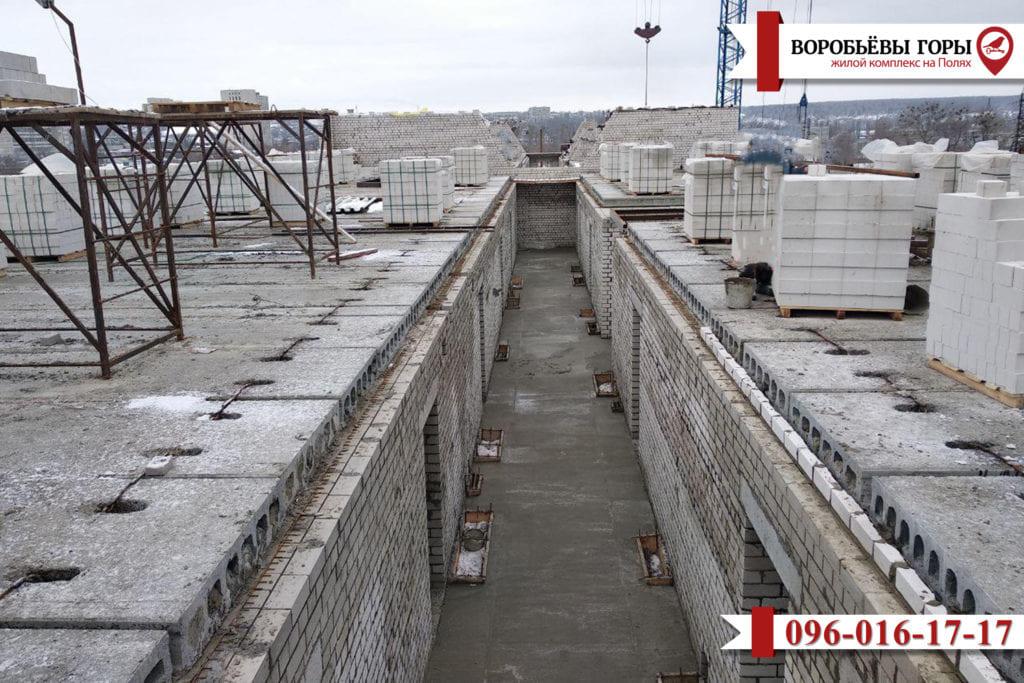 Как скоро будет готов комплекс «Воробьевы Горы на Полях»?