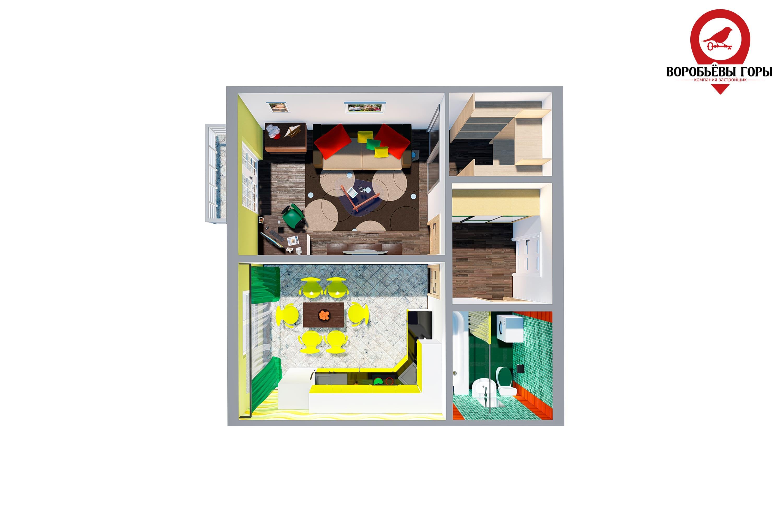 Плюсы и минусы однокомнатных и двухкомнатных квартир