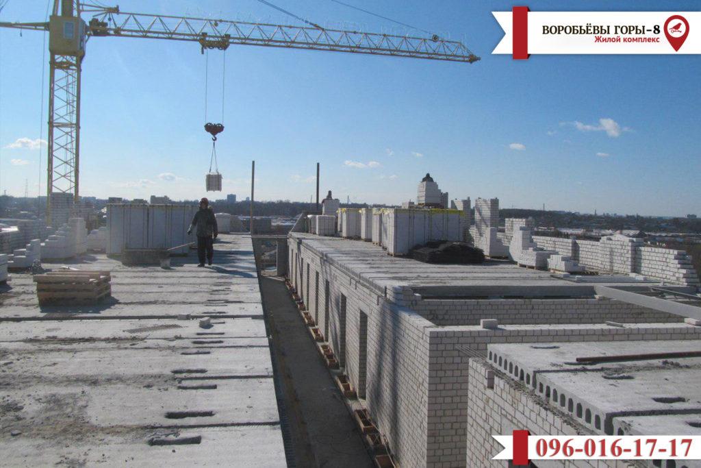 ЖК «Воробьевы горы-8» - на какой стадии находится строительство?