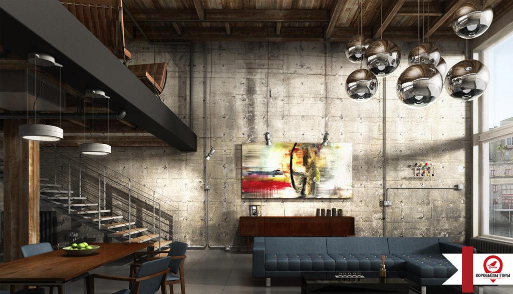 Какой дизайн квартир сейчас в моде