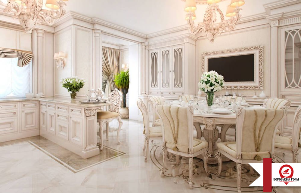 Вечные ценности: классический дизайн интерьера