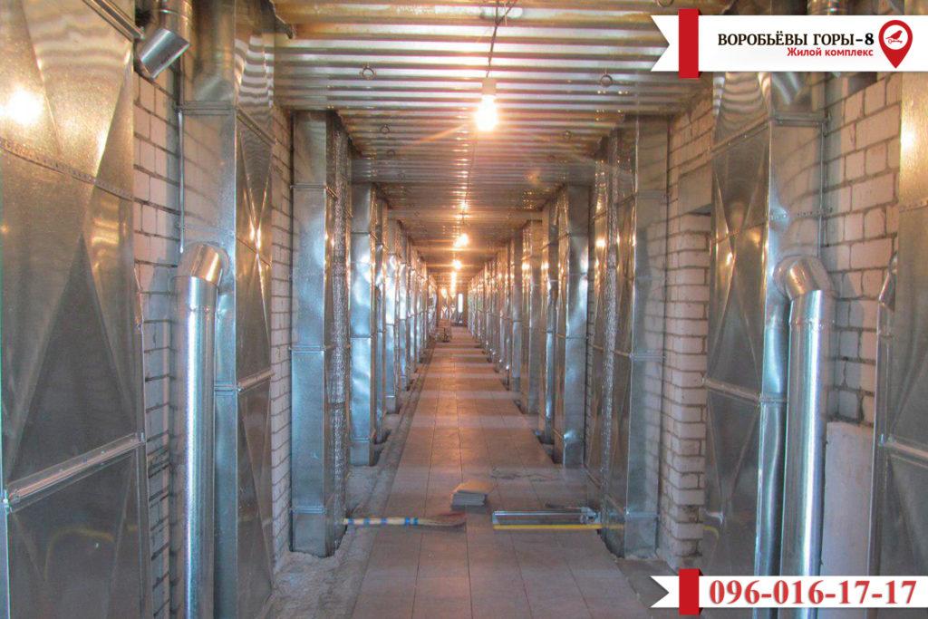 Новости строительства ЖК «Воробьевы горы-8»