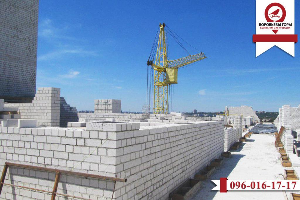 ЖК «Воробьевы горы-8». Свежие новости о строительстве