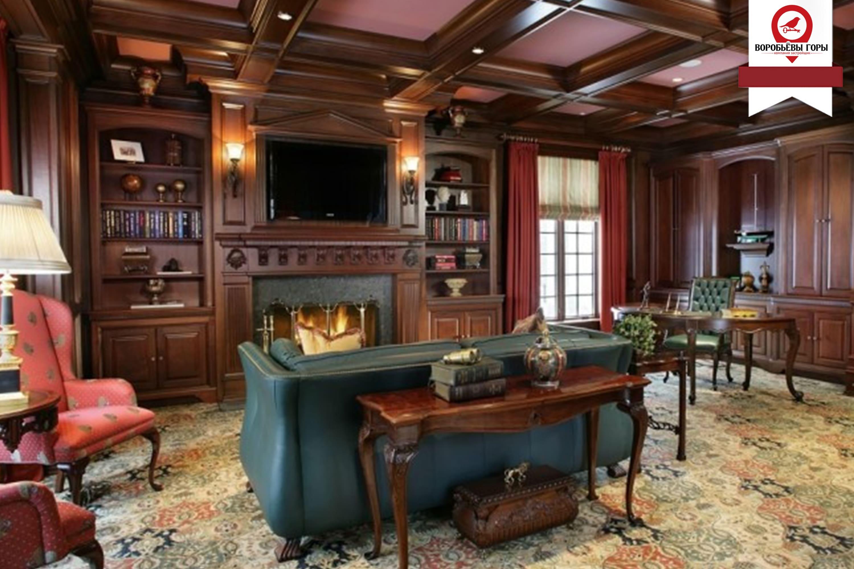 Английский стиль в доме или квартире: респектабельная сдержанность.