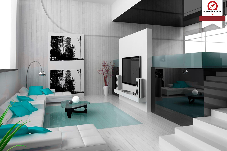 Как придумать дизайн своей квартиры без посторонней помощи?
