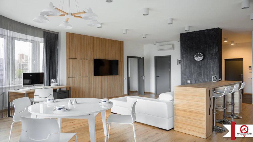 Как правильно расставить мебель в квартире, чтобы осталось как можно больше места