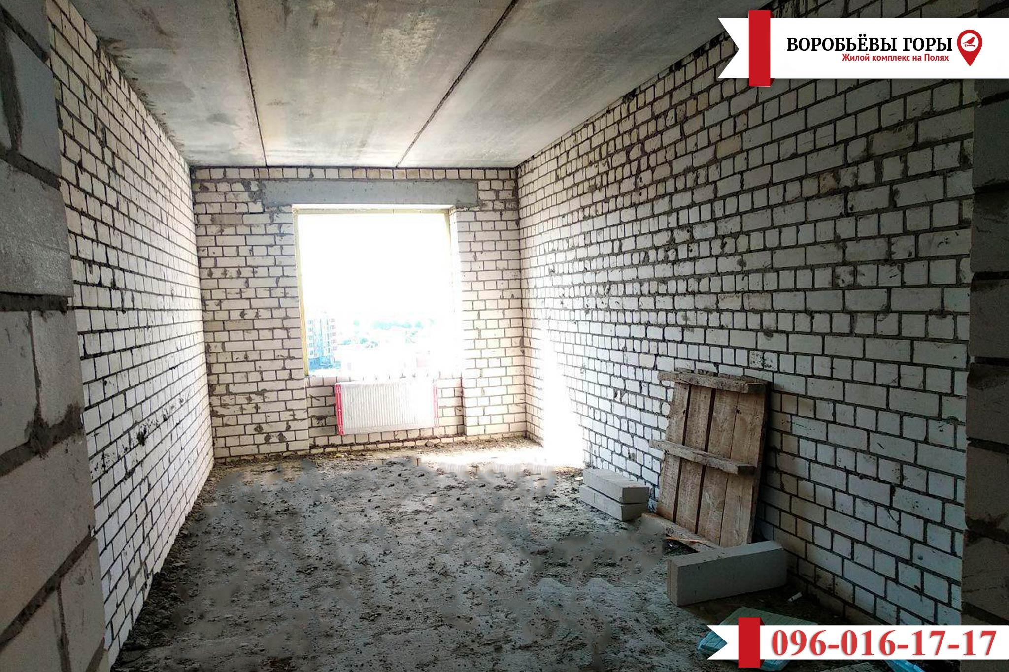 Появилась новая информация о строительстве ЖК «Воробьевы Горы на Полях»