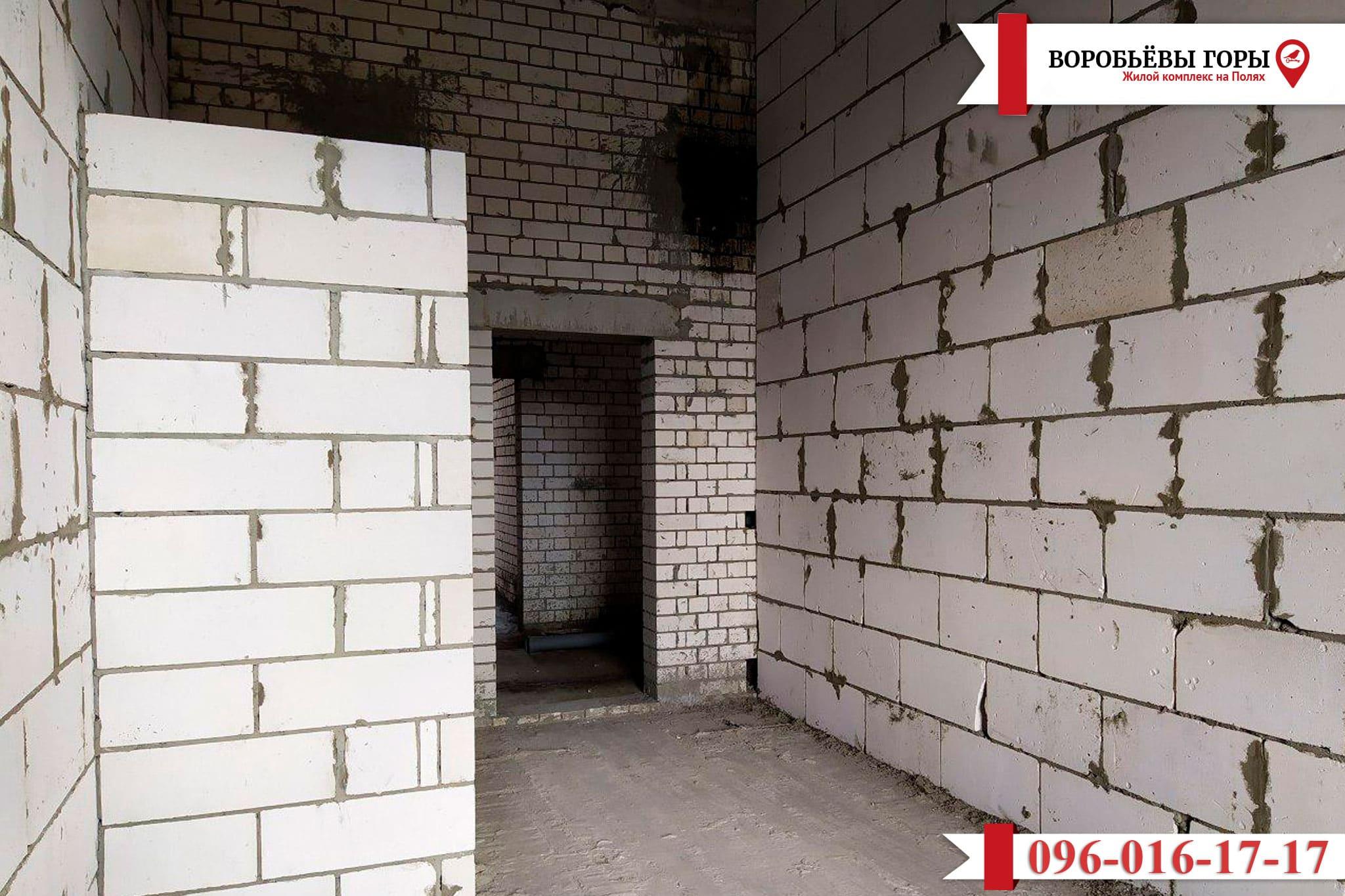 Последние новости о строительстве ЖК «Воробьевы Горы на Полях»
