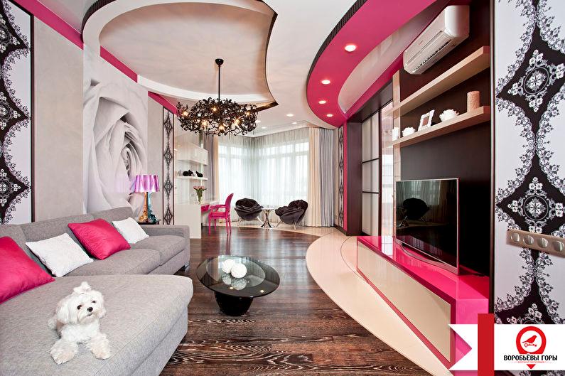Есть ли разница в дизайнах мужской и женской квартиры?