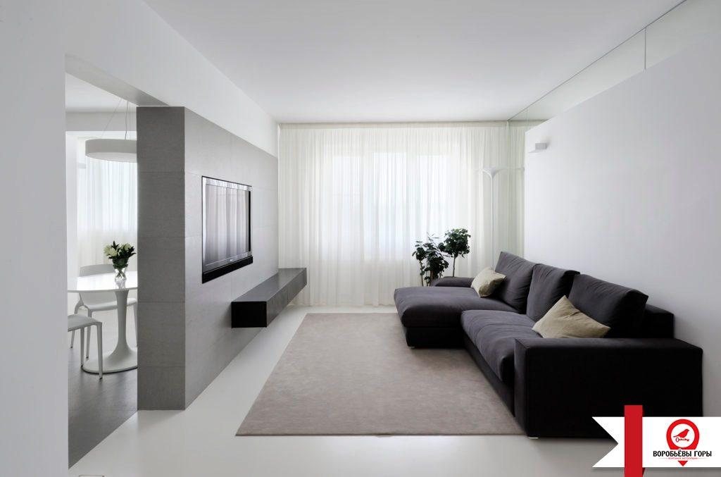 Пять лучших стилей интерьера для маленьких квартир