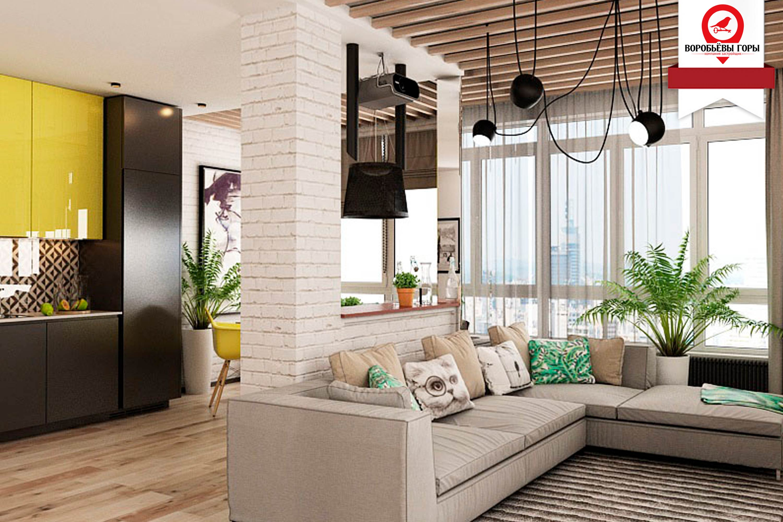 В чем разница между квартирой-студией и однокомнатными квартирами?