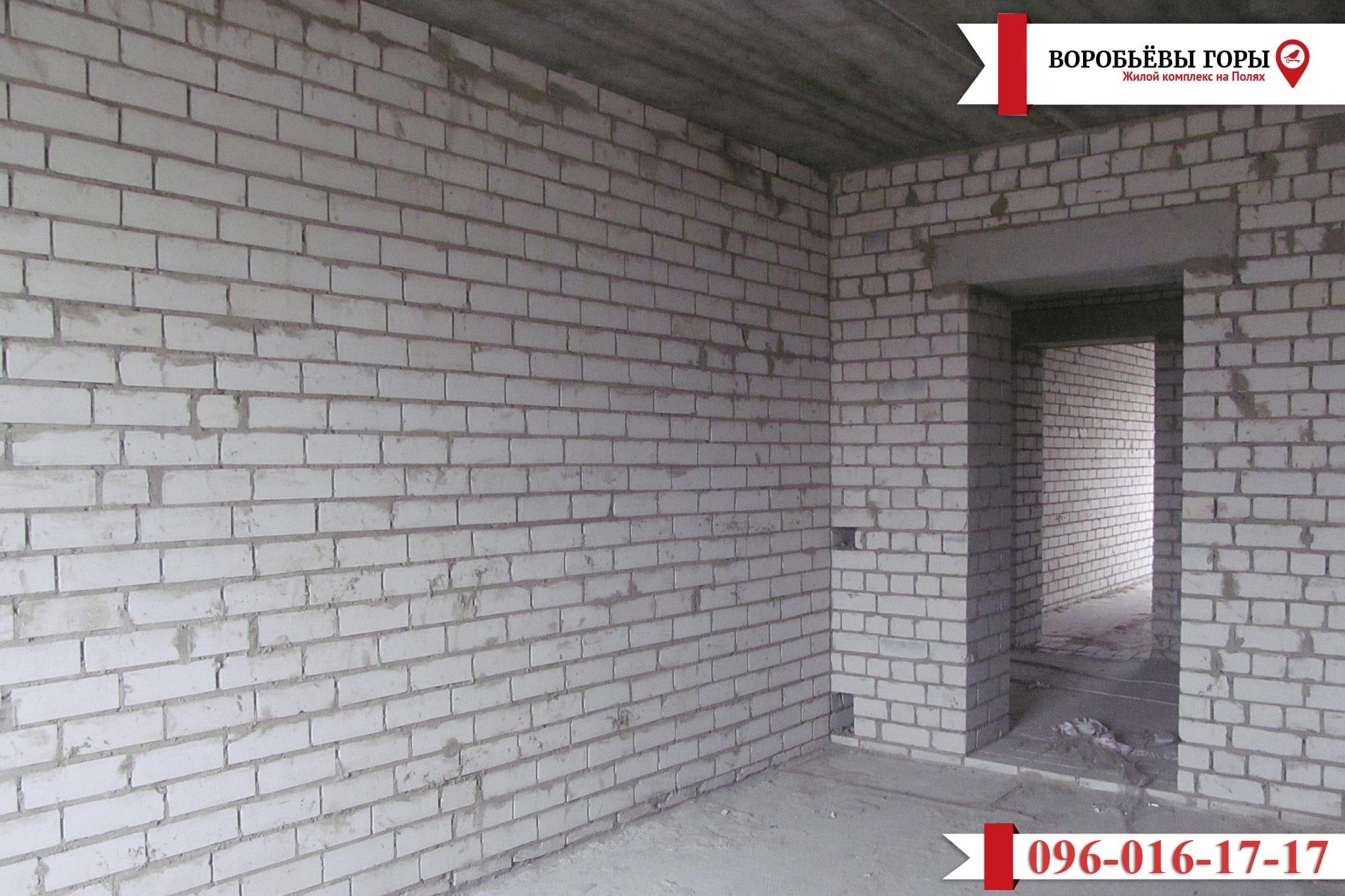 """Как проходит строительство ЖК """"Воробьевы Горы на Полях""""?"""