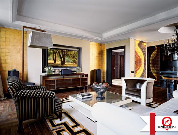 Какой стиль интерьера лучше всего подойдет двухкомнатной квартире?