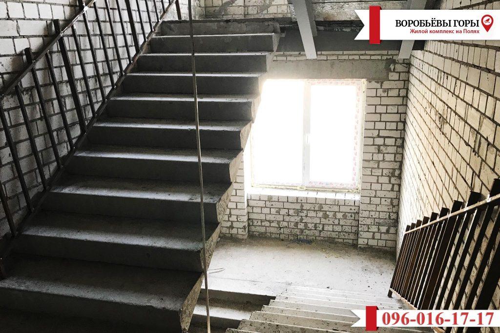 ЖК «Воробьевы Горы на Полях». Свежая информация о строительстве