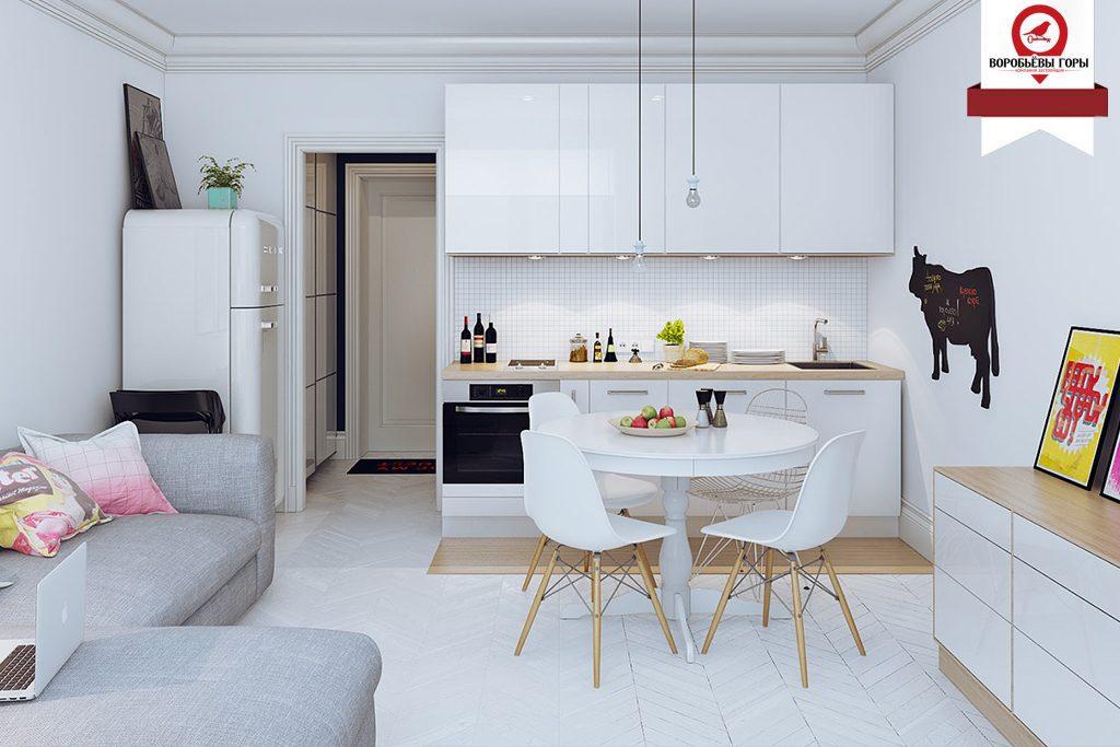 Почему выгоднее иметь квартиру-студию, чем двухкомнатную квартиру