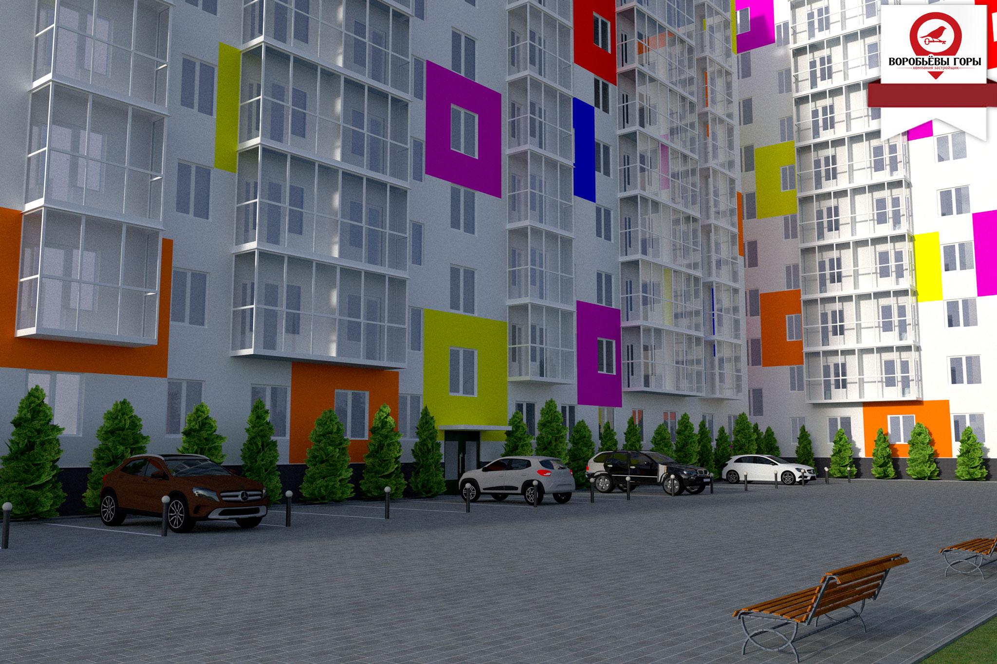 """Уважаемые друзья! Рады сообщить Вам отличную новость: объявлен старт продаж квартир в нашем новом жилом комплексе """"Воробьевы Горы Family"""""""