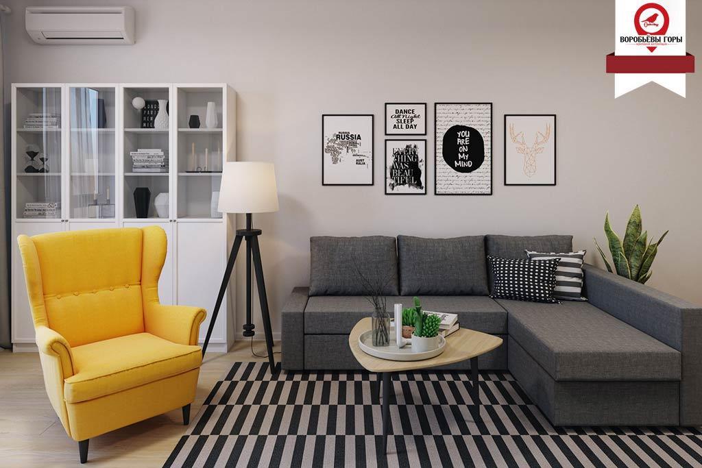 Чи вигідно продавати квартиру з меблями.
