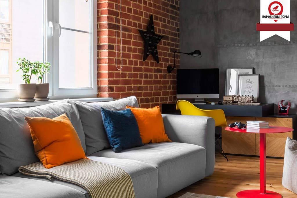 """Чому варто вибирати стиль """"Лофт"""" для своєї квартири."""