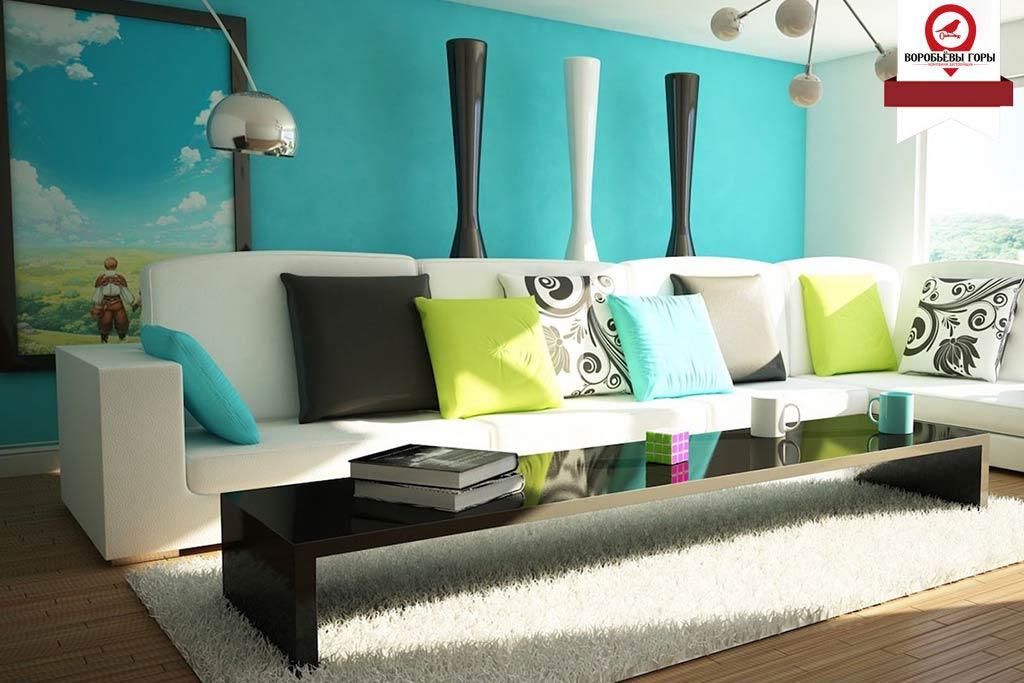 Десять лучших стилей интерьера для небольших квартир.