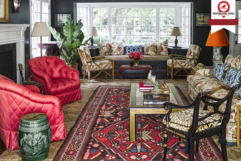 Арабский стиль интерьера позволит Вам дома создать комфортную и богатую обстановку.
